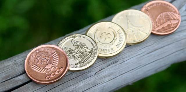 Чеканка монет холодным способом