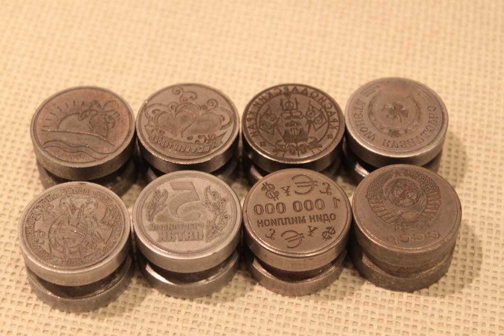 Изготовление клише для монет стоимость монет ссср 1971 года